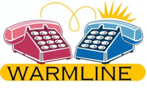 Warmline Graphic