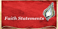 Faith Statements