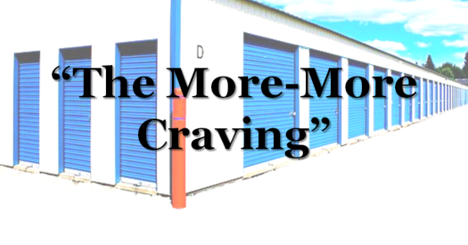 The More-More Craving